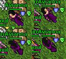 Avianna as Seen on Tibia