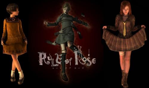 Rule of Rose Group for Otakon