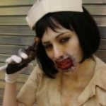 Demon Nurse from Silent Hill 3